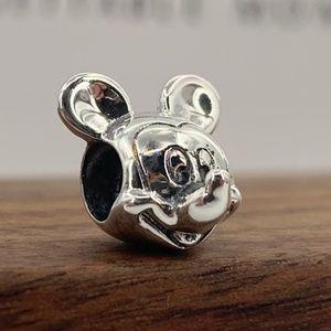 Pandora Disney Mickey silver charm #791586